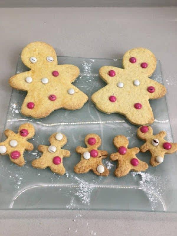 והשבת מכינים - עוגיות נהדרות!