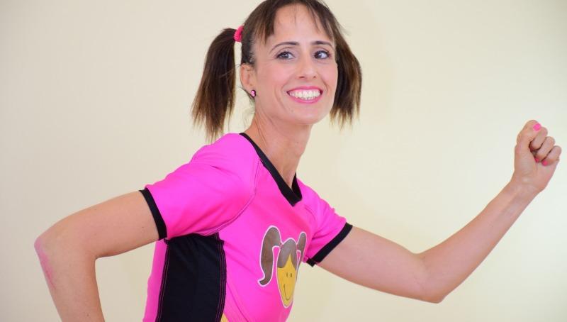 אירית סמסון - אירית הספורטאית