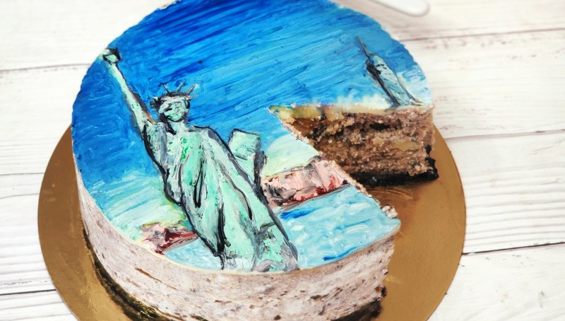 עוגת גבינה ניו יורק,  אורי שניידר