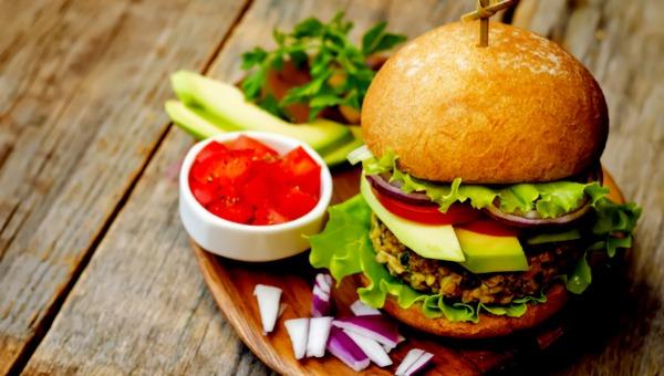 המבורגר לצמחונים
