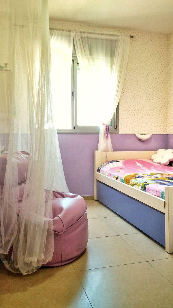 חדר הילדה