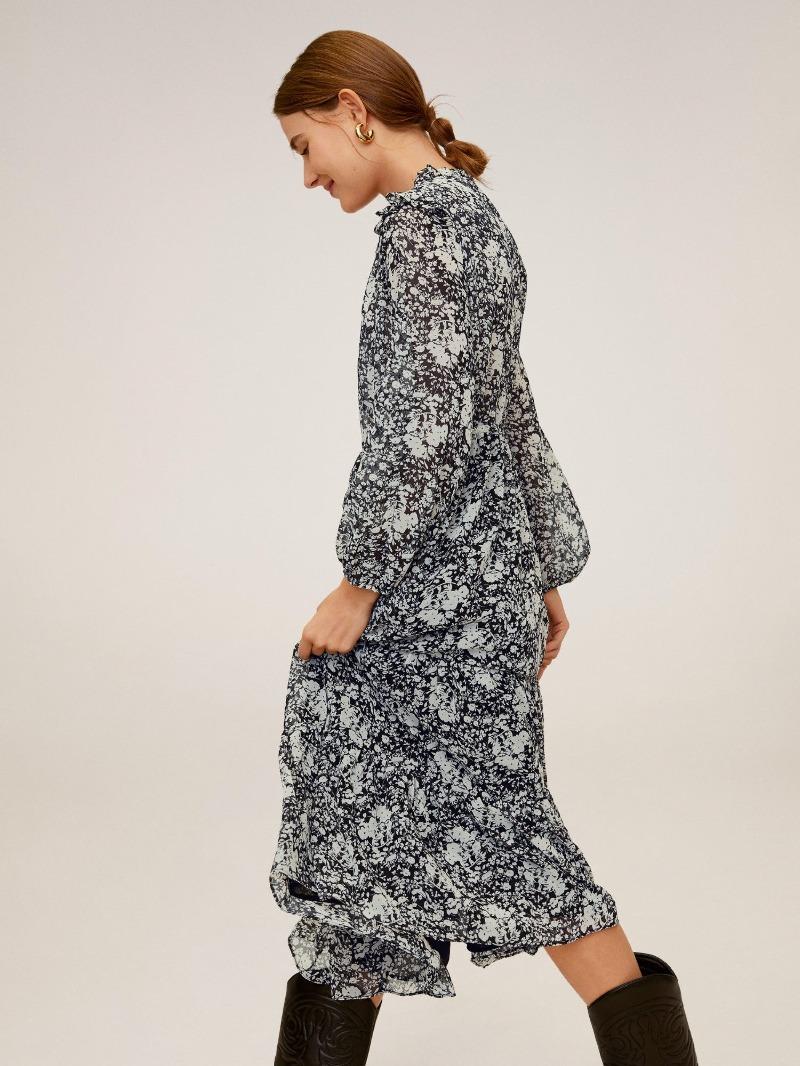 שמלה של MANGO באתר TERMINAL X