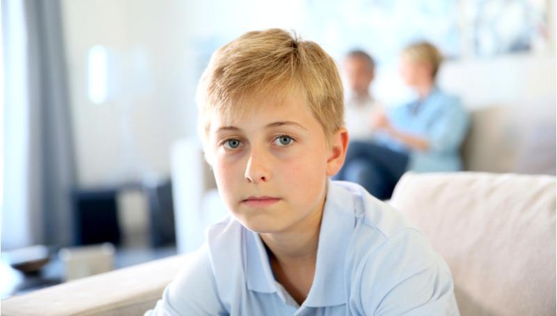 נער מתבגר