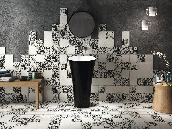 עיצוב בשחור לבן