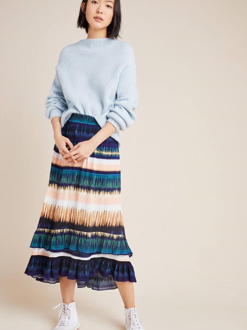 חצאית של ANTHROPOLOGIE באתר TERMINAL X