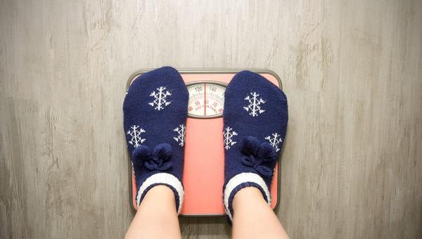 עלייה במשקל בחורף