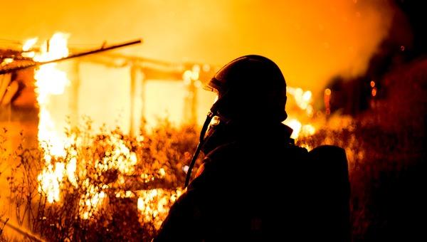 """""""כל הבית בער באש - אך המשפחה סירבה להתפנות"""""""