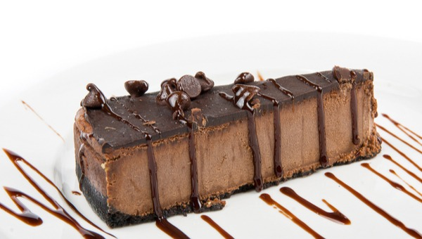 עוגת מוס שוקולד