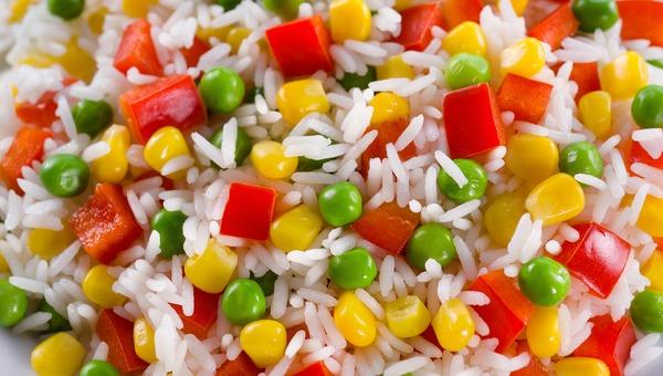 אורז עם גמבה