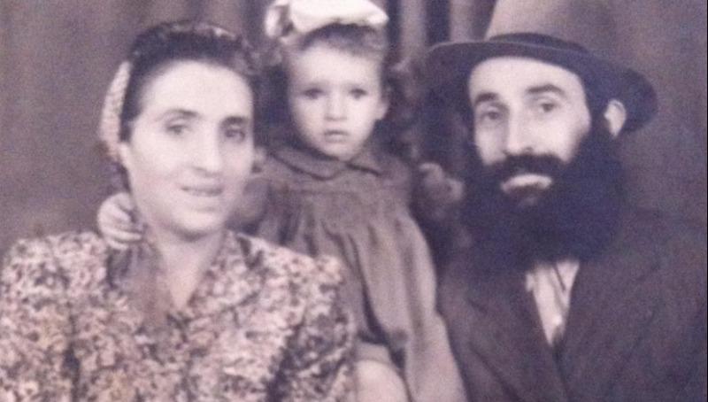 הוריה של חנה גוטמן שפרינצא