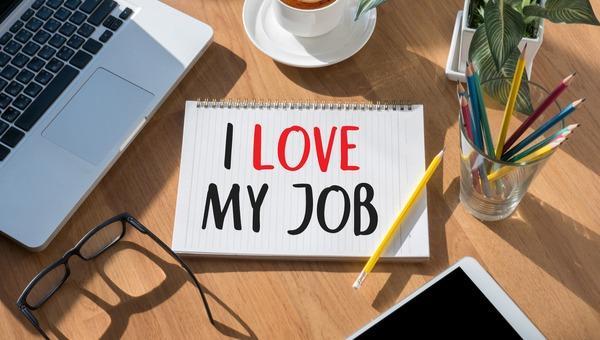 אוהב את העבודה