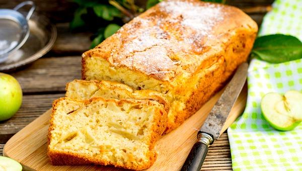 עוגת תפוחים קלה וטעימה