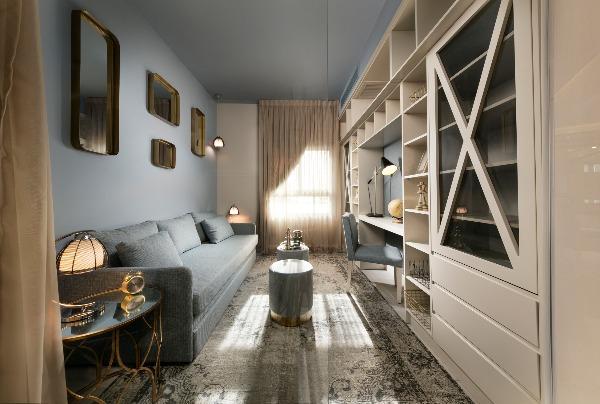לשטיח השפעה רבה על אופי החדר_מתוך פרויקט של אריאלה עזריה ברקוביץ