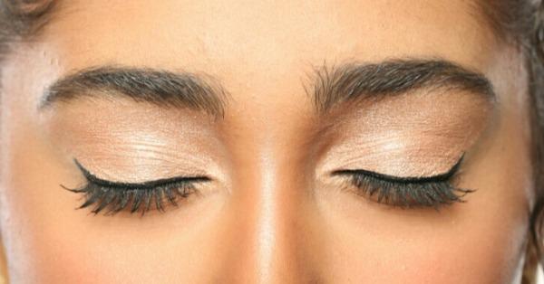 איפור מתקן לעין שקועה