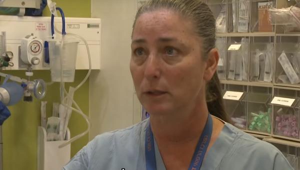 """ד""""ר דנה קרופיק - מנהלת מיון ילדים בבית החולים """"זיו"""""""
