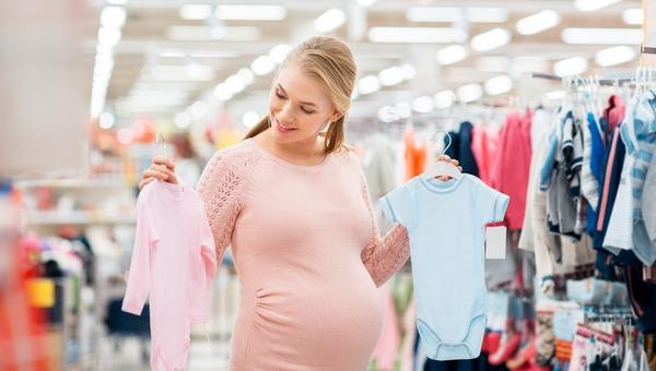 קניות לקראת הלידה