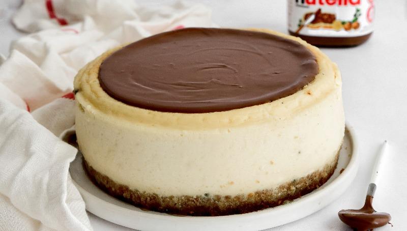 עוגת גבינה נוטלה של מיס פטל