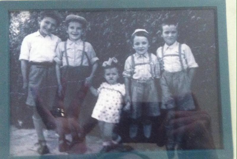 משפחתה של חנה גוטמן שפרינצא