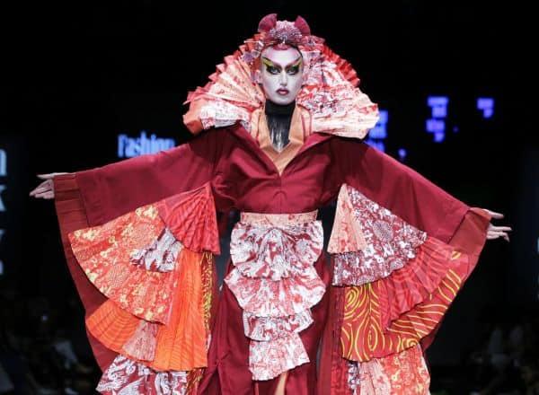 בדיוק בזמן: רגע לפני פורים - התקיים שבוע האופנה הישראלי
