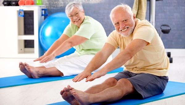 10 כללי זהב - טיפים לפעילות גופנית בגיל השלישי
