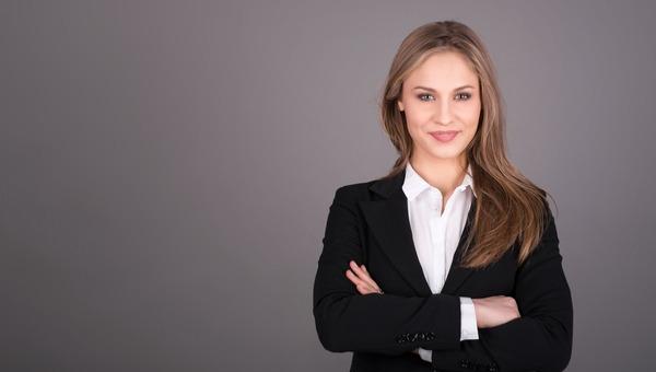 אשת עסקים