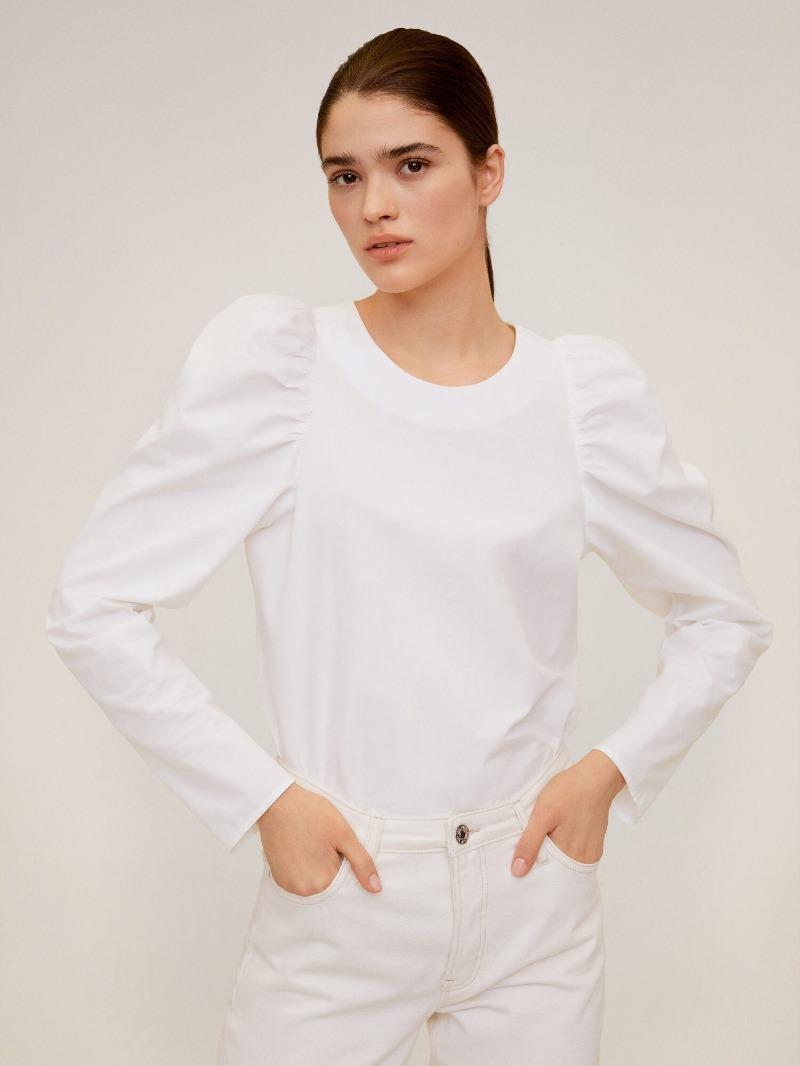 חולצה של MANGO  באתר TERMINAL X