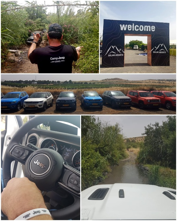 אירוע Jeep Camp הראשון בישראל