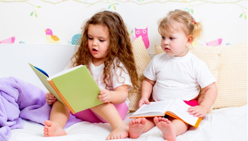7 כללים ועקרונות - בהקראת ספרים לפעוטות