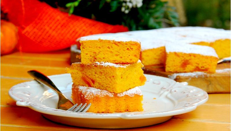 עוגת שמן זית צרפתית