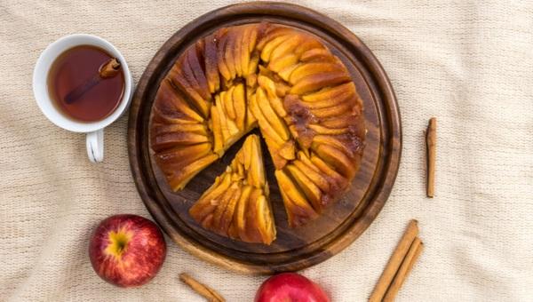 עוגת רסק תפוחים בטעם דבש - שתהיה שנה מתוקה!
