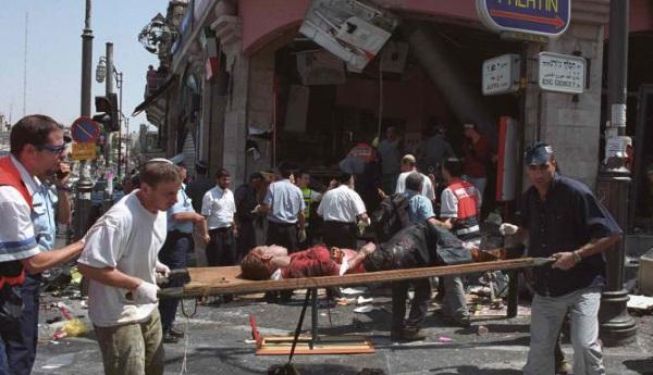 הפיגוע בסבארו ב 2001
