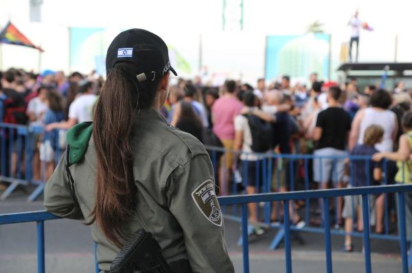 מצעד הגאווה 2019 בירושלים