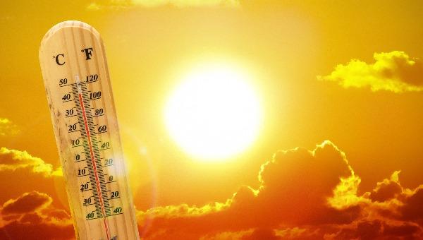 כמה חם היה?