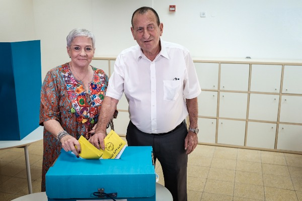ראש עיריית תל אביב רון חולדאי