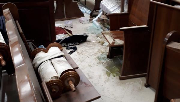 ארכיון: השחתת בית הכנסת בירושלים