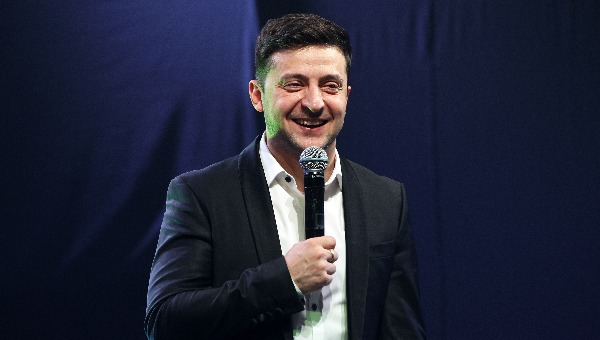 ולדימיר זלנסקי