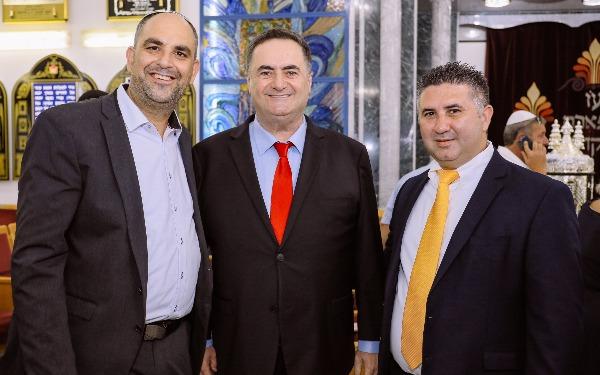 ליאור ברדוגו, ישראל כץ ויאיר רביבו