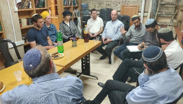 הישיבה בדרום תל אביב