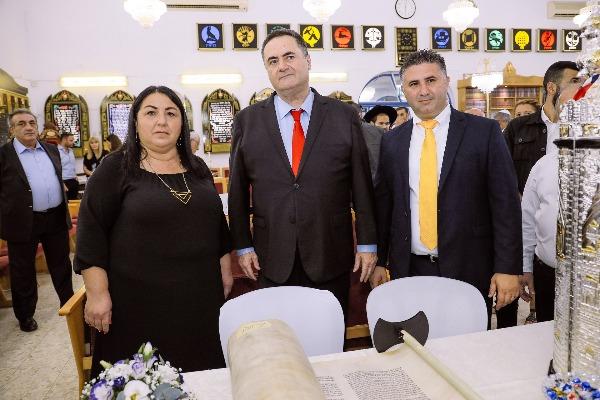ליאור ברדוגו, ישראל כץ ודבורה גונן