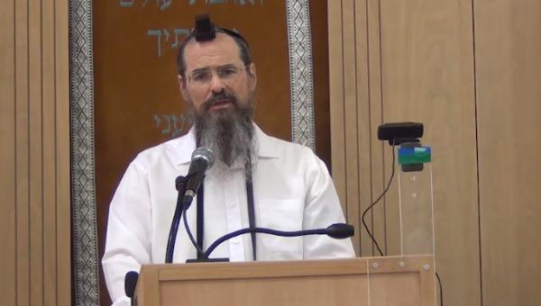 הרב שמואל טל מתנצל