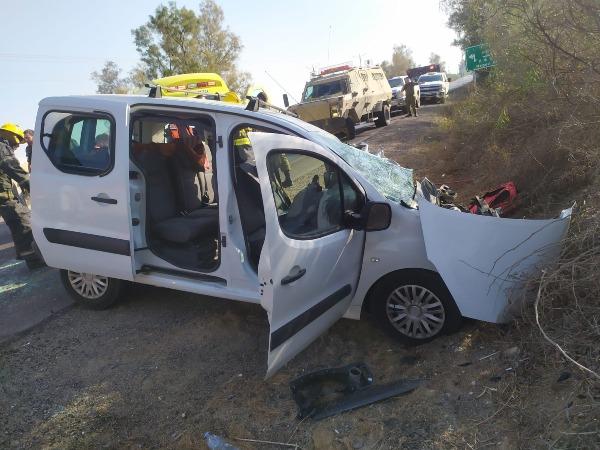 תאונת הדרכים