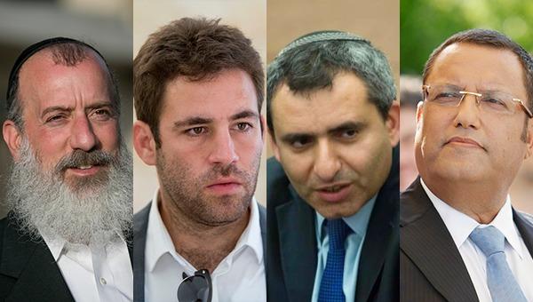 המועמדים לראשות העיר ירושלים. קרבות הבוץ נמשכים