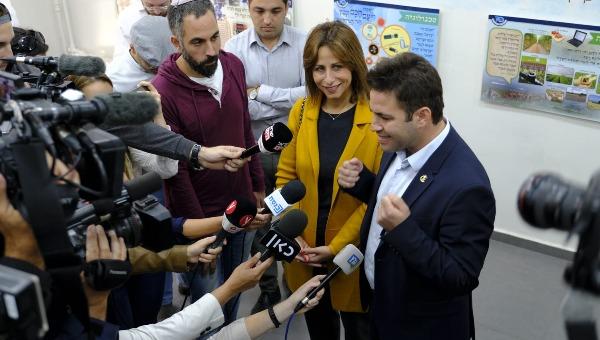 המועמד לראשות עיריית ירושלים, עופר ברקוביץ