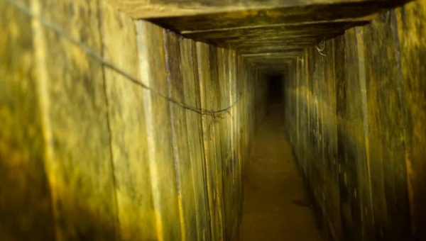 המנהרה שנוטרלה