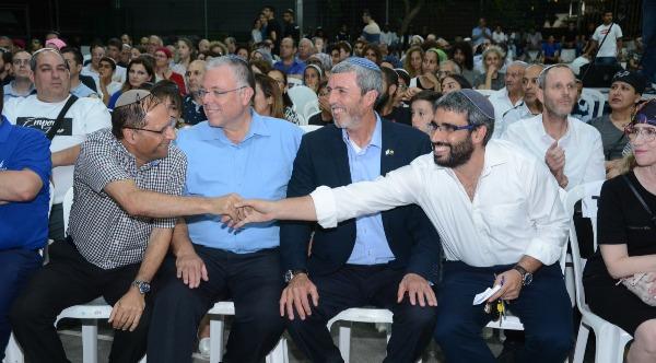 הרב יאיר שטבון, הרב רפי פרץ, אמנון אלדר