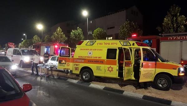 שריפה בירושלים