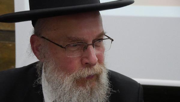 הדיין הרב אליהו היישריק, אב בית הדין הרבני הגדול לערעורים בירושלים