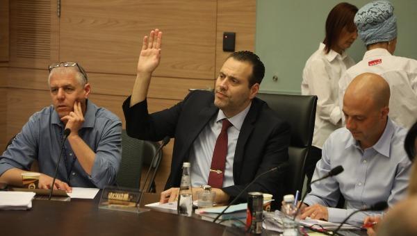 ההצבעה בוועדה