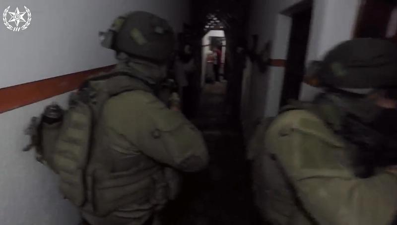 מעצר המחבלים