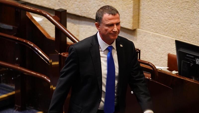 יולי אדלשטיין אחרי התפטרותו